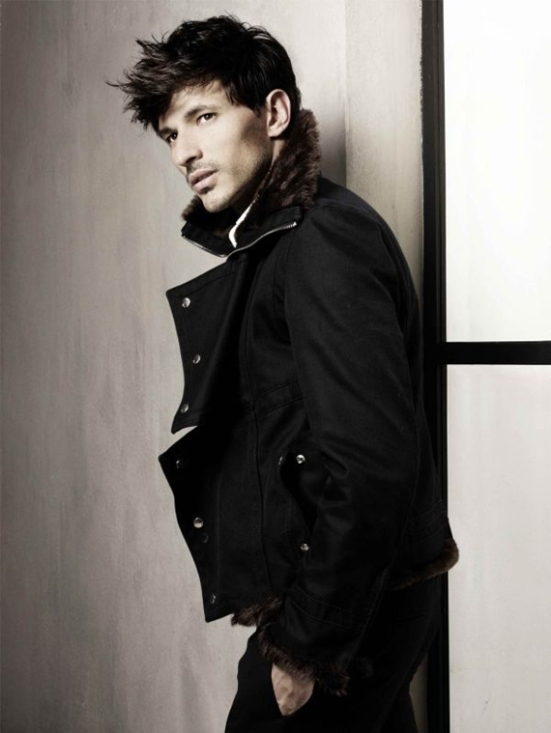 Zara Men's 2009's Winter Collection