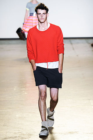 Spring 2010 Men's Marc By Marc Jacobs